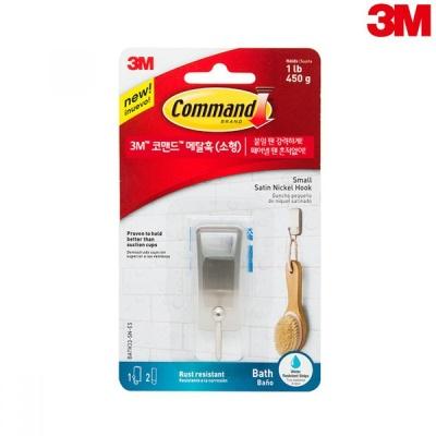 3M™ 코맨드™ 메탈훅(소형)_#BATH33-SN-ES