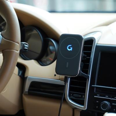 게이즈카 맥세이프 아이폰12 차량용 무선충전 거치대