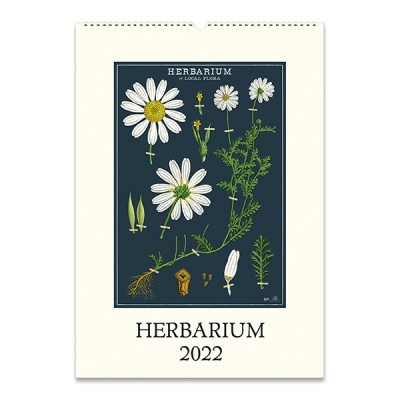2022 카발리니캘린더 Herbarium