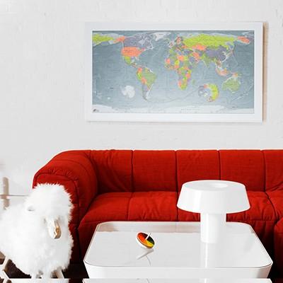 World Map (월드맵 Ver.2)