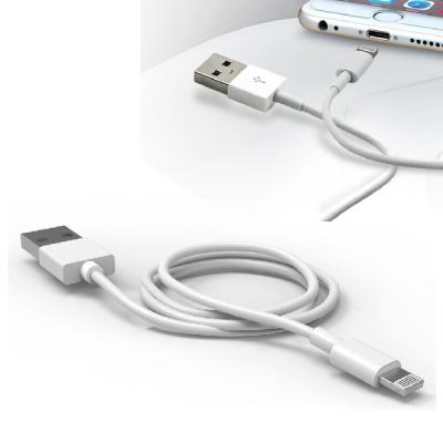 [트래블이지]스마트 USB케이블(아이폰-8핀)-2.4A