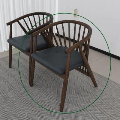 N442 1인 원목 의자 1color