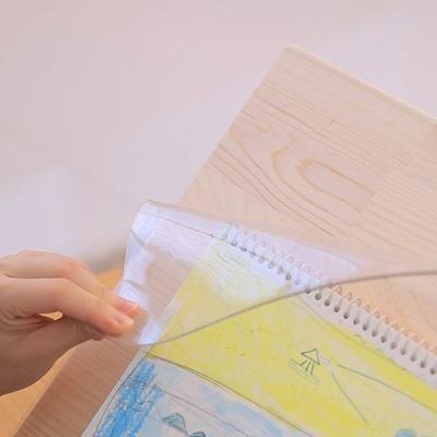 데스크매트 80x55cm 고무패드 유리대용 책상보호매트