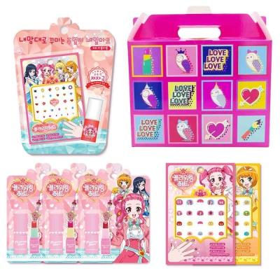 어린이화장품 플로릿 홀리데이 플라워링하트 BOX