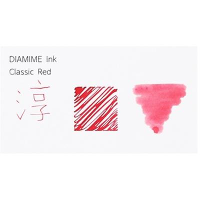 디아민 병 잉크 클래식 레드 Classic Red 80ml