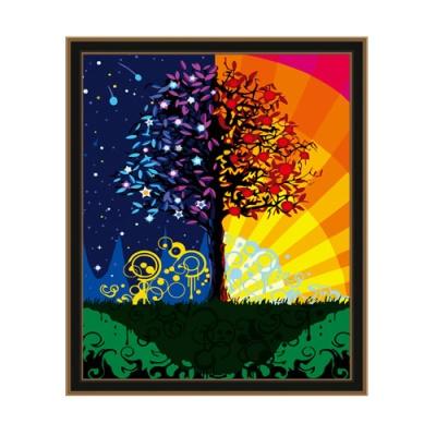 DIY 명화그리기 [ 행운의 나무2 ] - 40cm*50cm