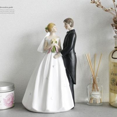 [2HOT] 마리 웨딩 장식 인형 (KR0627)