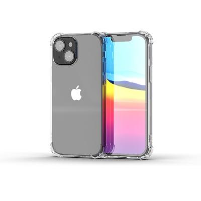 아이폰 13 Mini 아이스핏 TPU 투명 젤리 범퍼 케이스