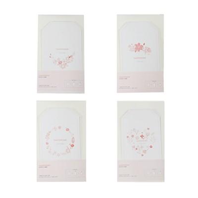 발렌타인 러브 택카드