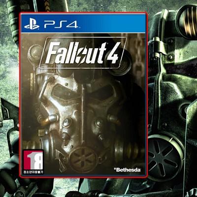 PS4/폴아웃4:아시아버전