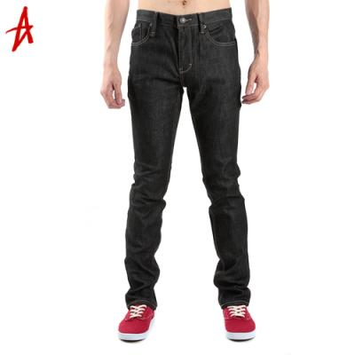 [Altamont] ALAMEDA SLIM DENIM (Black Raw)