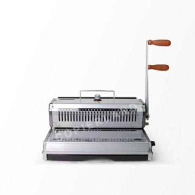 [카피어랜드] 2:1와이어링 제본기 WireMac 21
