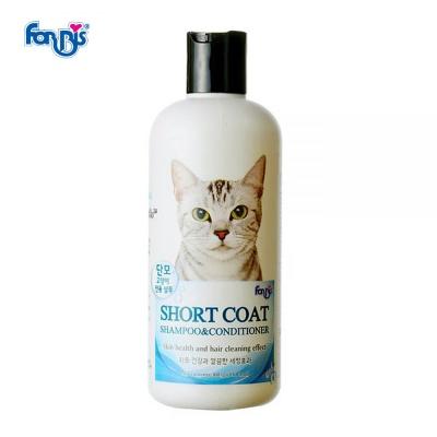 Forbis 단모 고양이전용 샴푸 컨디셔너 300ml (n)