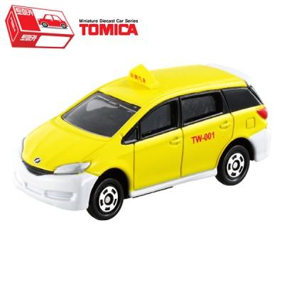 토미카 토요타 위시 타이완 택시