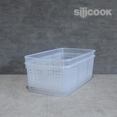 [실리쿡]냉장고문수납 트레이대 (2개)