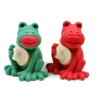 NICI_니키 밀집모자 개구리(빨강, 청색)