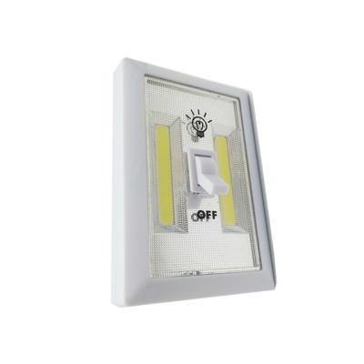 LED 코브 램프 화이트 비상 야간 조명 스위치