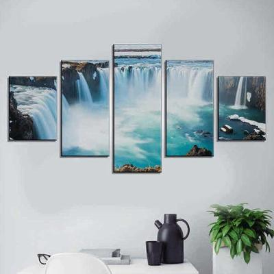 Home gallery CANVAS WALL ART 5분할액자 CH1507704