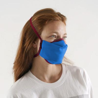 [바쿠백] BAGGU 패션 마스크 Blue