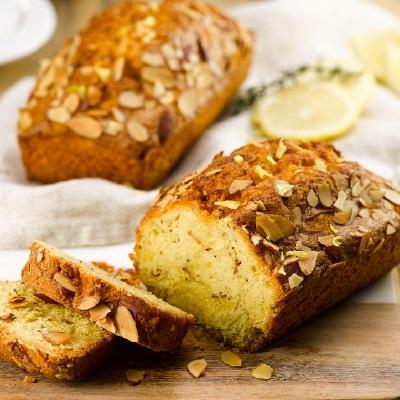 피나포레 얼그레이 레몬 파운드 케이크 만들기 - 베이킹 박스