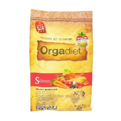 오가다이어트 유기농사료 전연령 5kg(연어)