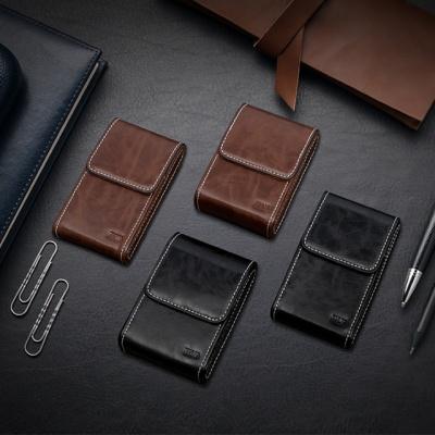 엘바 명품 가죽 담배 케이스 Luna Cigarette Case