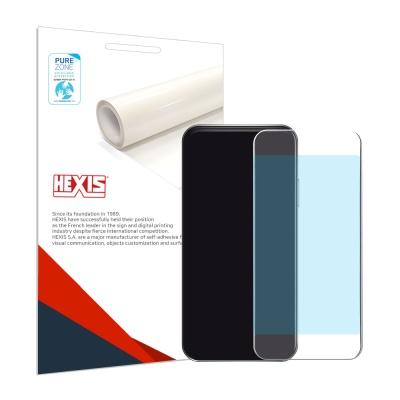 HEXIS 항균 액정보호 항균필름 2P 세트 (전기종 가능)