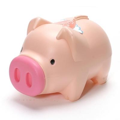 핑크 돼지저금통 대2호 동물저금통 판촉물 사은품
