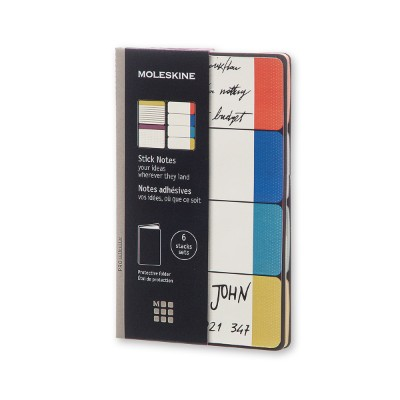 몰스킨 프로 스틱노트/Semi Color 몰스킨 (몰스킨)