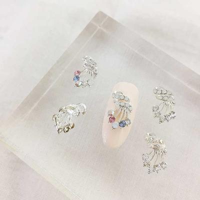Woman bonita nail parts 쉐입아트 1개 4color