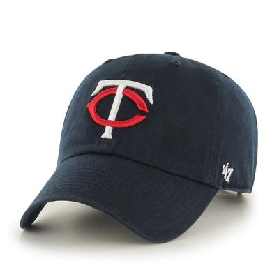 47브랜드 MLB 엠엘비모자 미네소타 트윈스 네이비