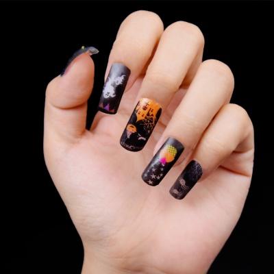 할로윈 손톱타투 (스티커)