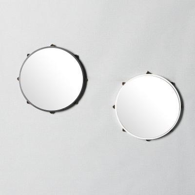 우드 모던 선스타 인테리어 벽장식 거울 300-2색상