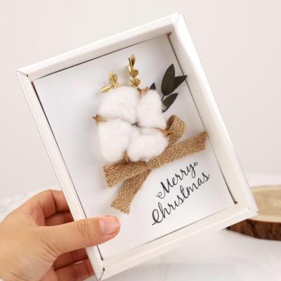 목화 DIY 카드 만들기 키트
