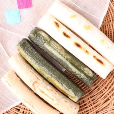 유기농 가래떡 3종(백미,현미,쑥)x각250g