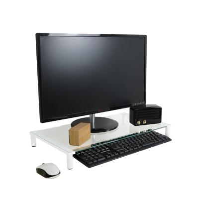 PC 모니터 받침대 거치 선반 / 노트북 스탠드 CLC776
