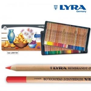 리라 램브란트 폴리칼라 (72색) 유성색연필