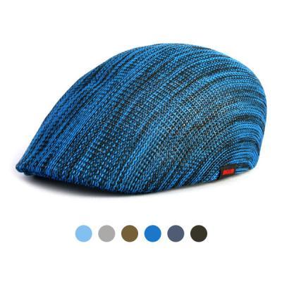 [디꾸보]그라데이션 망사 헌팅캡 모자 HN566