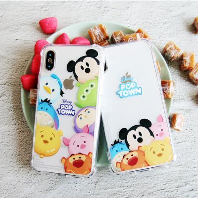 (방탄케이스) 디즈니 팝타운 풍선 휴대폰케이스