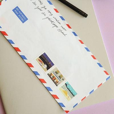 마스킹테이프 : stamp - 20 Paris