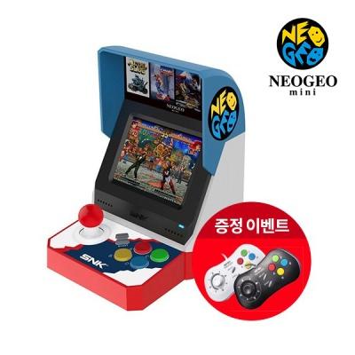 NEOGEO mini 네오지오미니 본체 + 정품 게임패드 증정