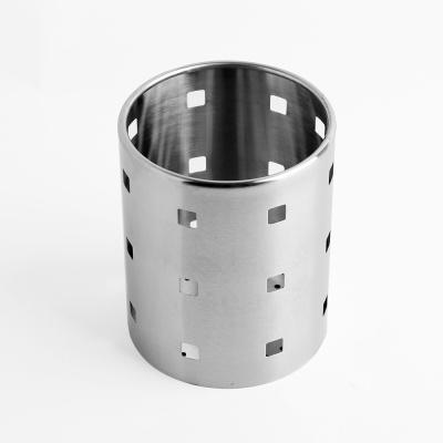 [쿠킹스]스텐 수저통(12.5cm)