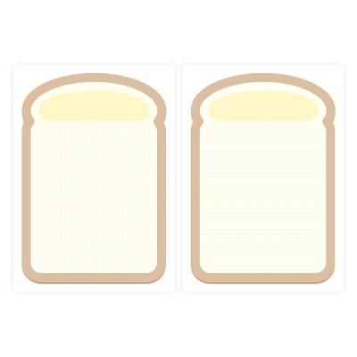 B5 식빵 노트 (2종)