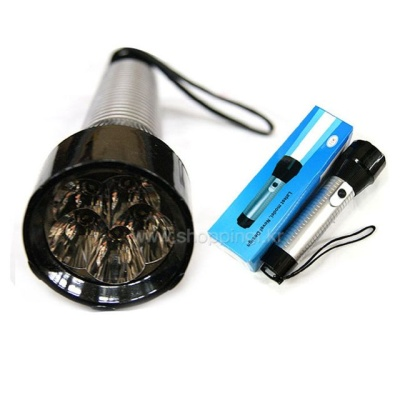 LED후레쉬5구 램프 캠핑용품 등산 야외조명