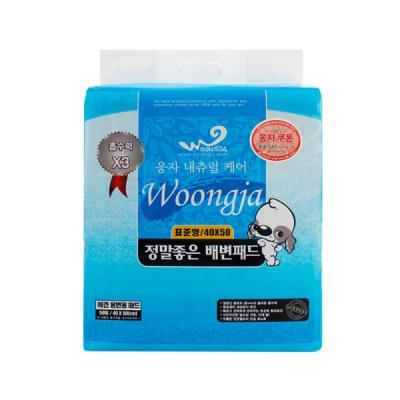 웅자정말좋은배변패드 50매(40x50)