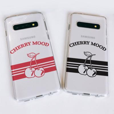 갤럭시S10/S10+/S10E cherrymood 소프트젤리케이스