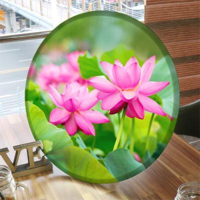 na782-LED액자45R_행운을부르는연꽃