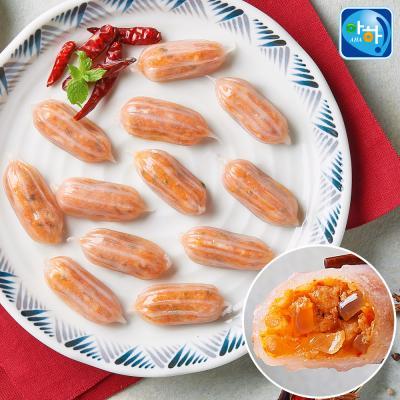 [아하식품] 불맛이 화끈 꼬물이불짬뽕만두420g x 2팩