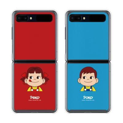 페코짱 소프트 젤리케이스-갤럭시Z플립/Z플립5G