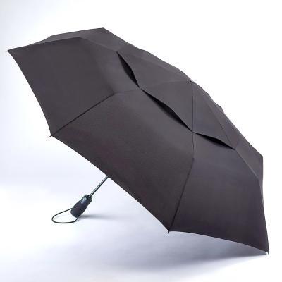 펄튼 휴대용 방풍 우산 단우산 토네이도 블랙